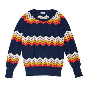 PLAY etc. Chevron Knit