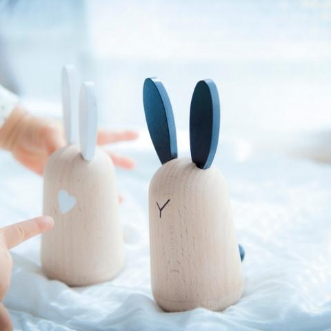 KiKo Usagi - A Pair of Loving Rabbits