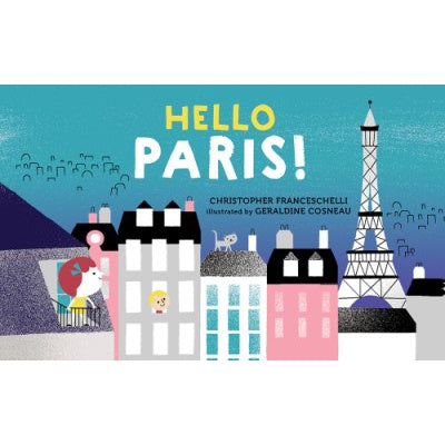 Hello Paris!