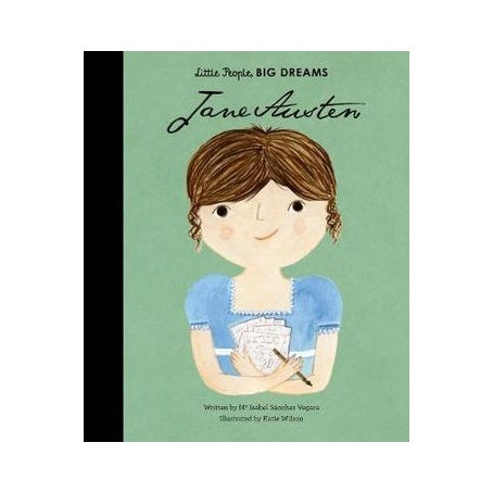 Little People Big Dreams Jane Austen