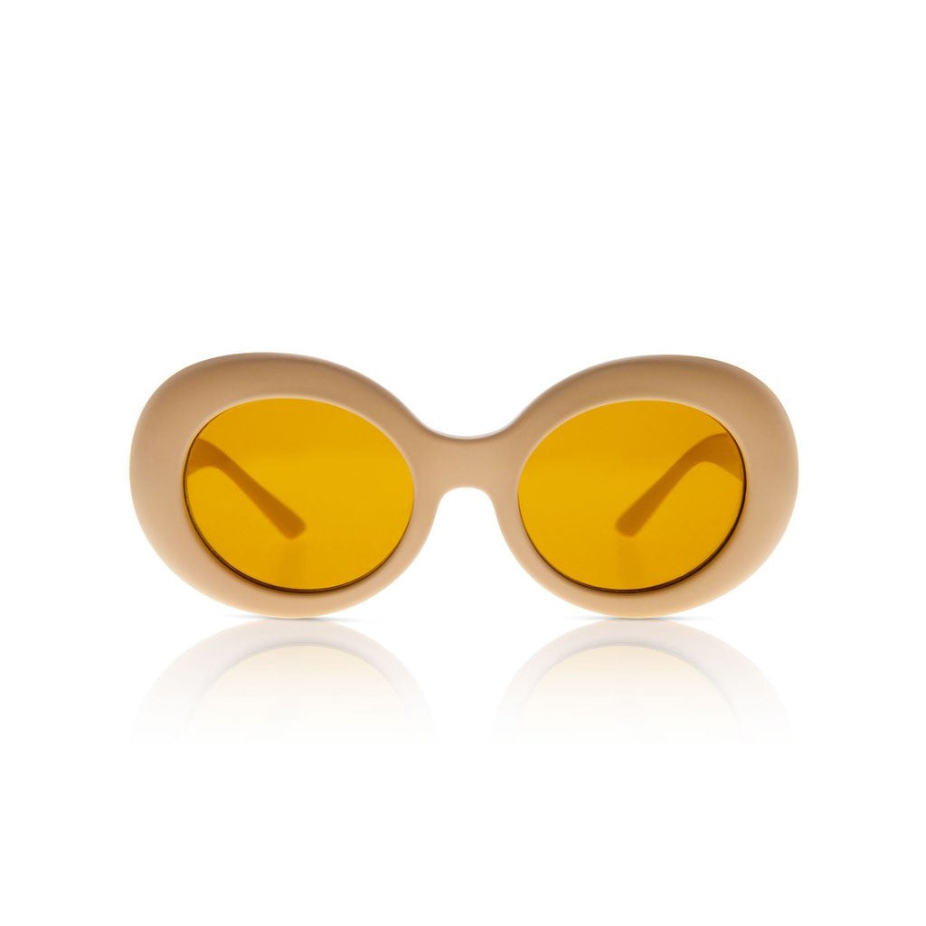 Sons & Daughters Eyewear Kurt - Matte Banana