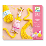 Djeco Princess French Knitting Set