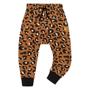 Rock Your Kid Leopard Skin Track Pants