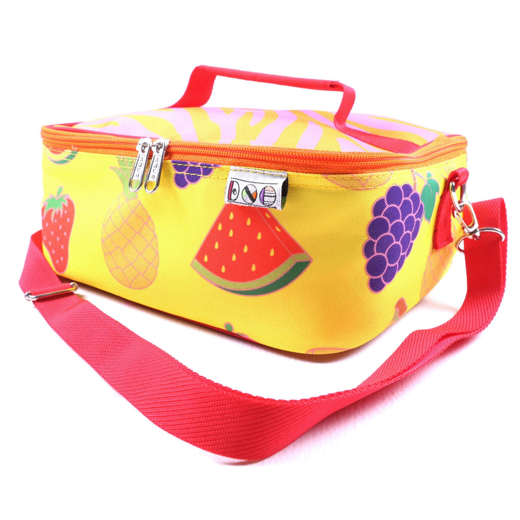 Doo Wop Kids Juicy Fruit Lunch Bag