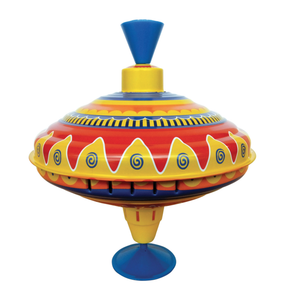 Spinning Top with Sound - Classic