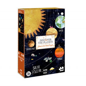 Londji Puzzle Discover The Planets