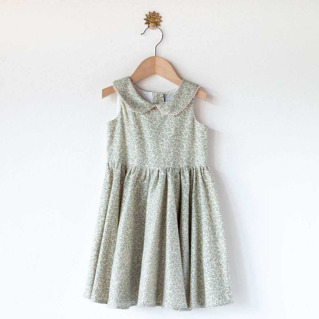 Pretty Wild Maria Dress - Fern