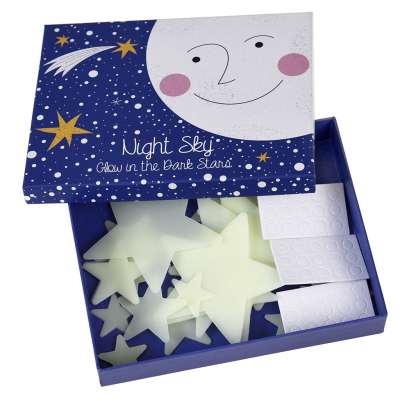 Glow In The Dark Stars - Box Of 30