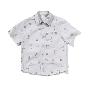 Munster Kids Hanging Bones Shirt