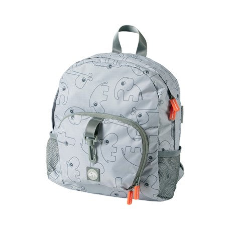 Done By Deer Contour Backpack - Grey