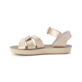Salt Water Sandals Sun-San Swimmer - Gold