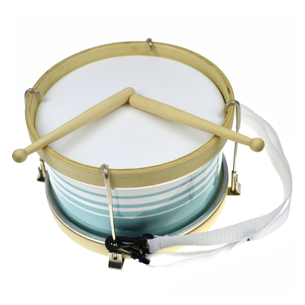 Classic Calm Marching Drum - Spring Green