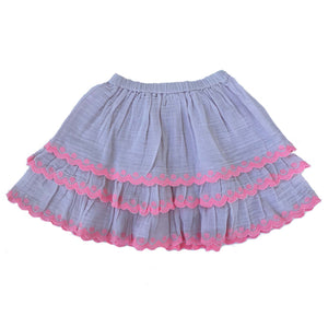 Bella & Lace Eugenie Skirt Pink Cloud