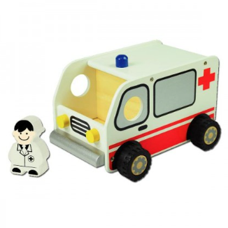 I'm Toy Deluxe Ambulance