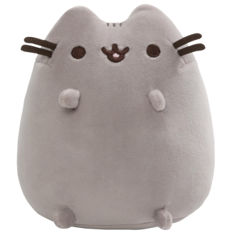 Pusheen Squisheen Sitting Pose