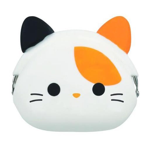 Mimi Pochi Friends Calico Cat Coin Purse