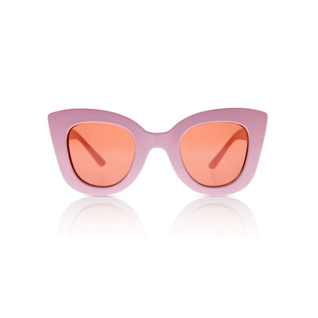 Sons & Daughters Eyewear Cat Cat - Matte Rose