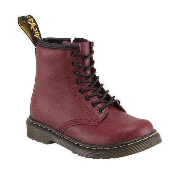 Dr. Martens Toddler 1460 Softy T Cherry