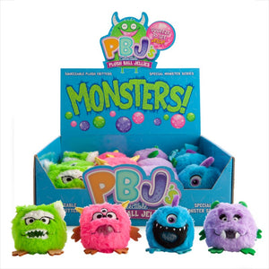 Plush Ball Jellie Monsters