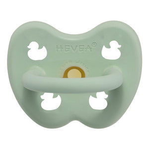 Hevea Orthodontic Coloured Pacifiers - 0-3M