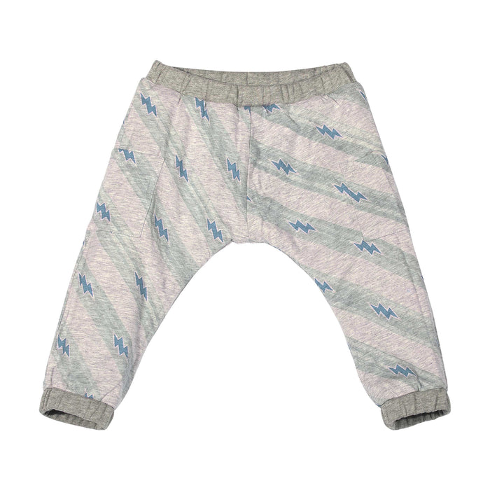 Little Wings Relaxed Fit Reversible Trackies - Another Angle
