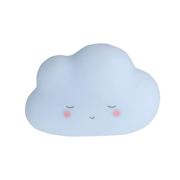 Little Dreams Little Cloud Light - Small Blue