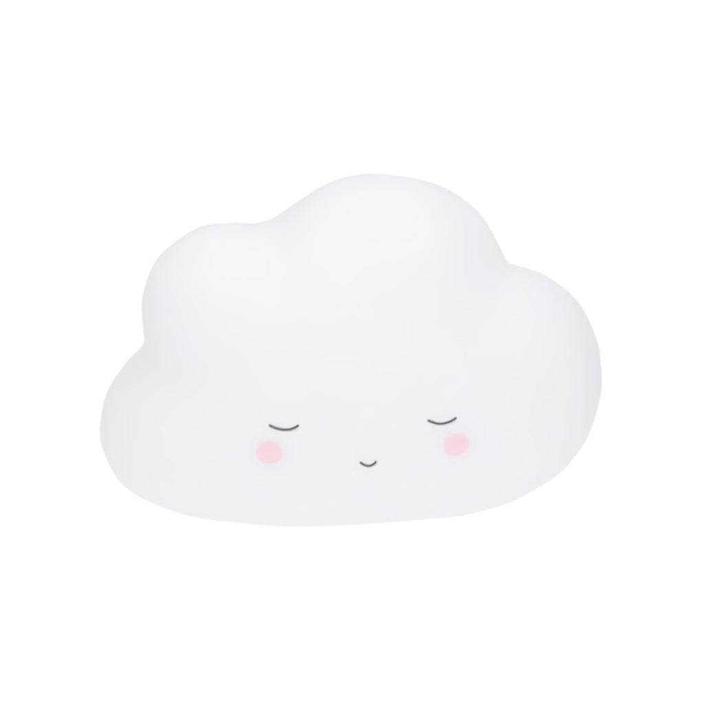 Little Dreams Little Cloud Light - Small White