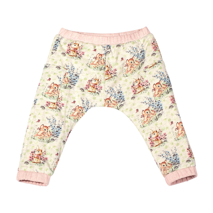 Little Wings Reversible Relaxed Fit Trackies - Cosy Yardage