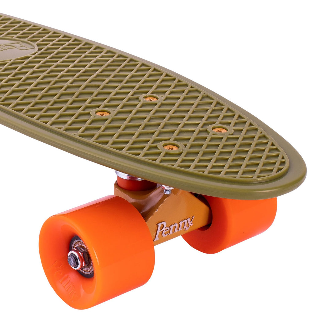 "Penny Skateboard 22"" - Burnt Olive"