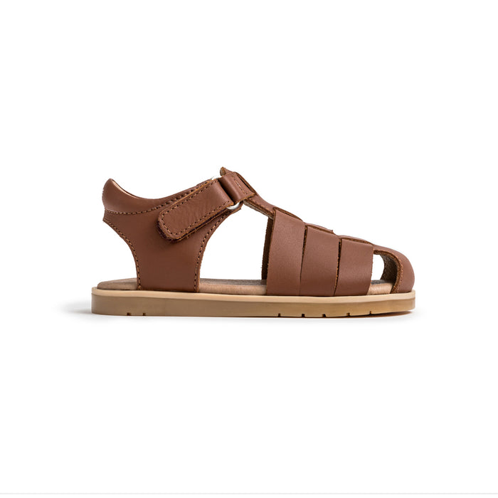 Pretty Brave Rocco Sandal - Dark Tan