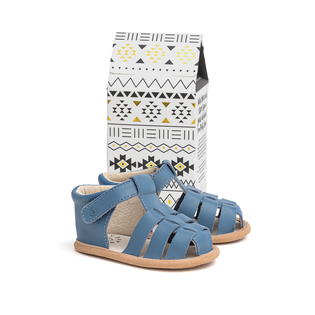 Pretty Brave Rio Sandal - Denim