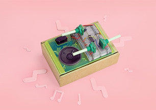 Technology Will Save Us D.I.Y Synth Kit
