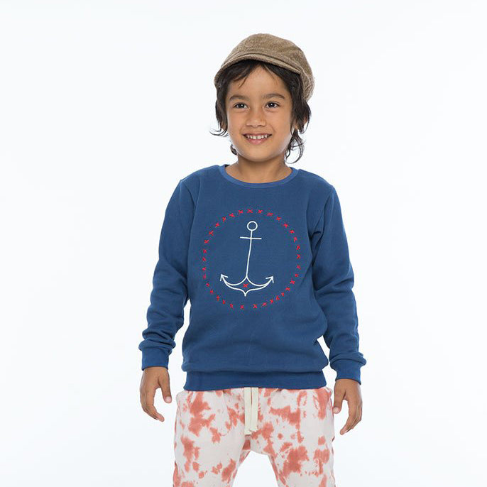 Zuttion Sweater - Anchor
