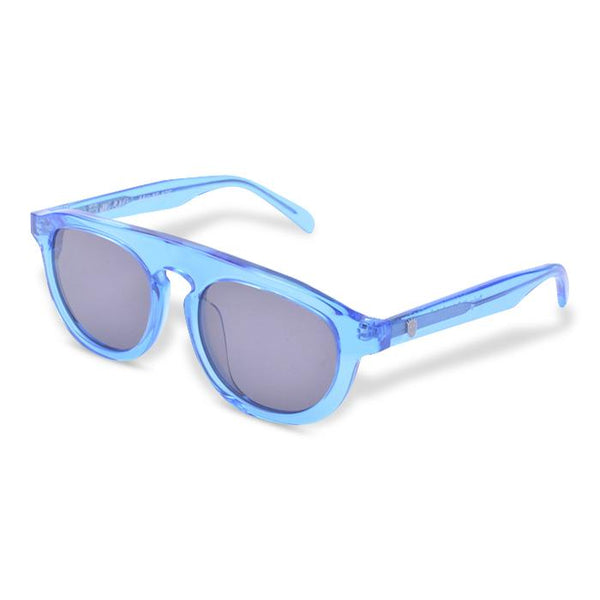 Goose & Dust Petrol Sunglasses - Blizzard Blue