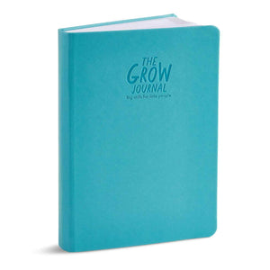 The GROW Journal - Turquoise