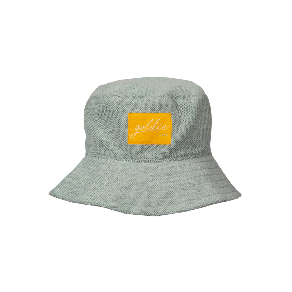 Goldie + Ace Terry Hat - Sea