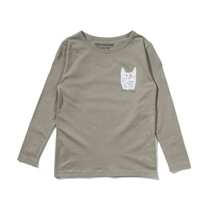 Munster Kids Halfday LS Tee