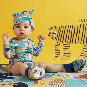 Halcyon Nights Hide And Seek Lunar Baby Hat