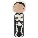 Sketch.inc for Lucie Kaas Skeleton Kokeshi Doll