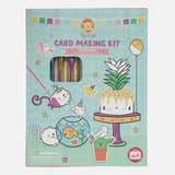 Tiger Tribe Card Making Kit - Fiesta Fun