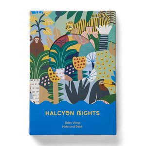 Halcyon Nights Hide And Seek Baby Wrap