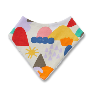 Halcyon Nights Wonderland Yo Yo Bib