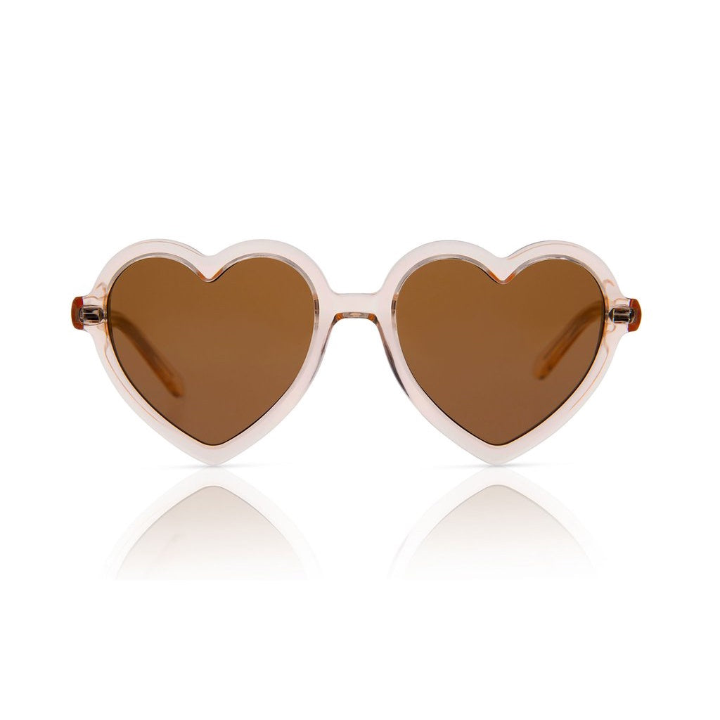 Sons & Daughters Eyewear Lola - Transparent Champagne