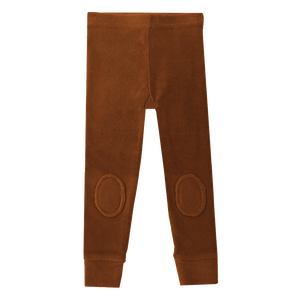 PRE-ORDER Rock Your Kid Brown Corduroy Knee Patch Tights