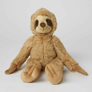Brown Plush Sloth