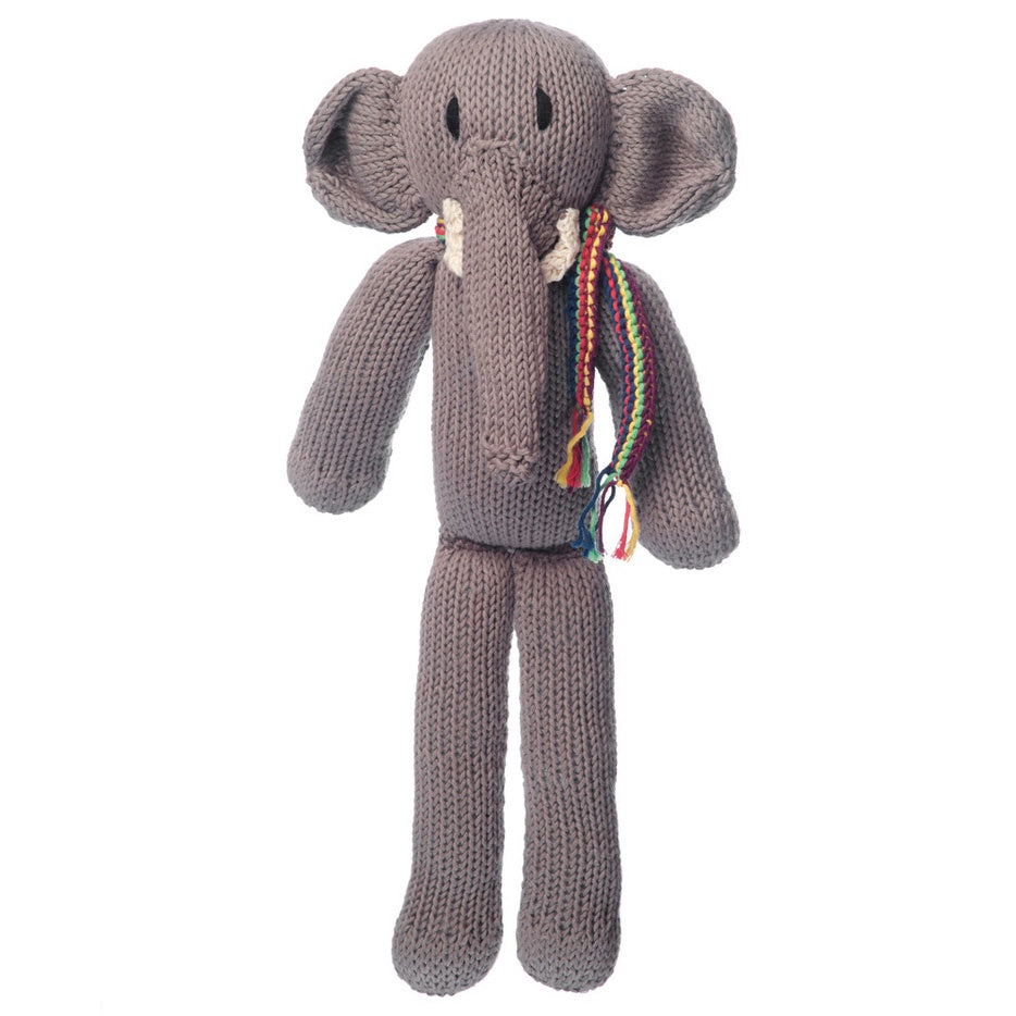 Kenana Down Under Organic Cotton Ellie Elephant