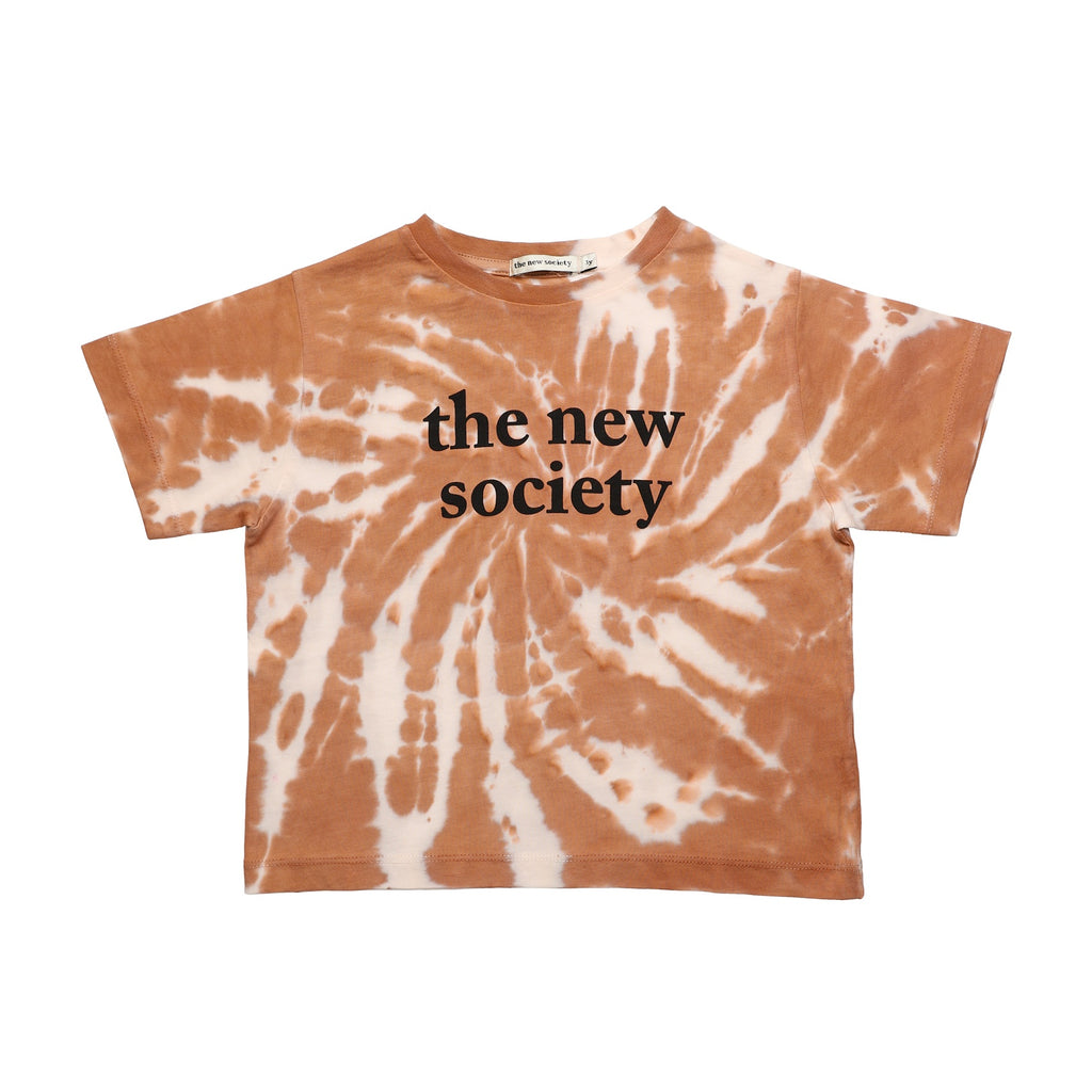 The New Society Tee Caramel