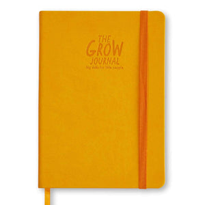 The GROW Journal - Orange