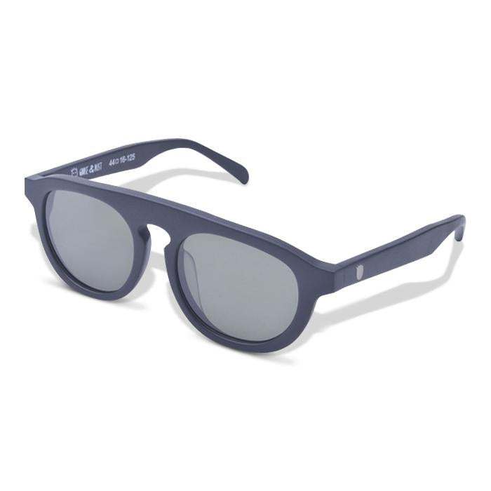 Goose & Dust Petrol Sunglasses - Matte Black