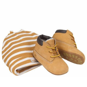 Timberland Crib Bootie - Wheat